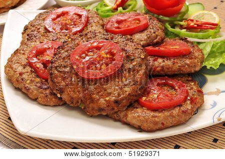 Chapli Kabab-A