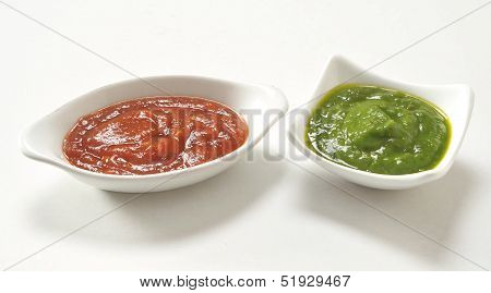 Chatney & Sauce