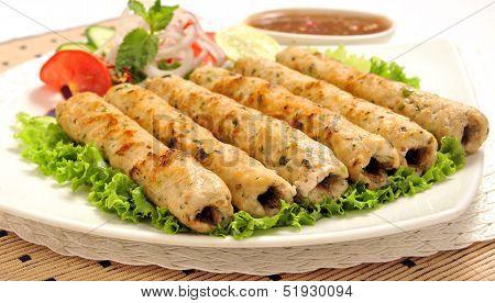 Chicken Seekh Kabab-G