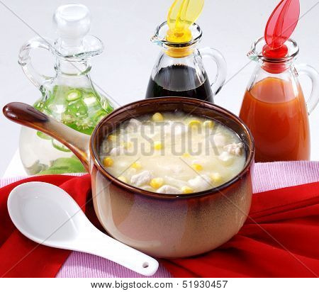 Chinese Soup Plain
