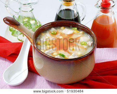Chinese Soup Spicy