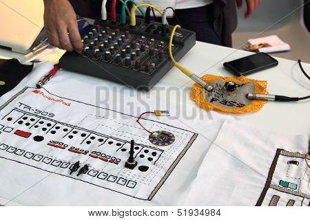 Fabric Soundboard