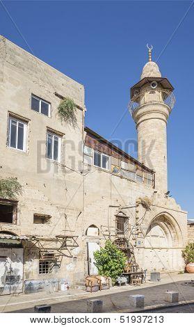 Tel Aviv Old Town Street