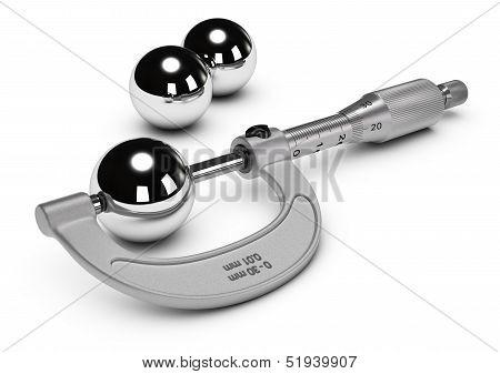 Dimensional Control - Micrometer