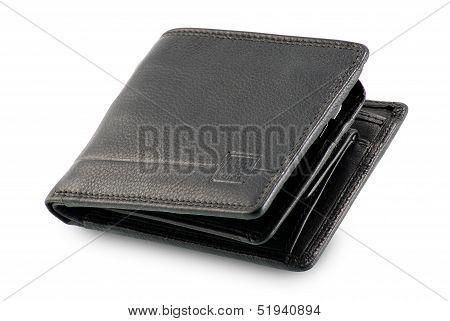 Gents Wallet Black