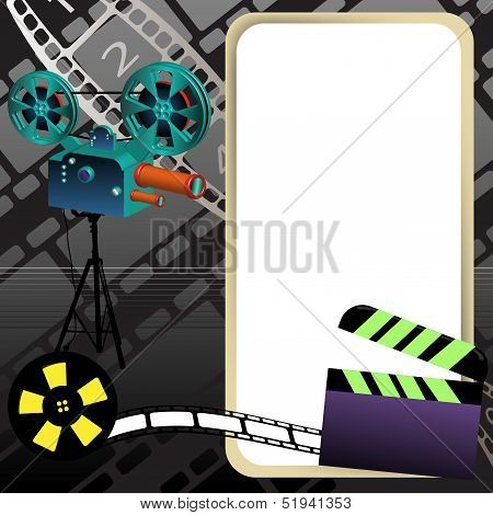 Cinema frame