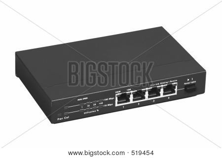 Smal Router B & W