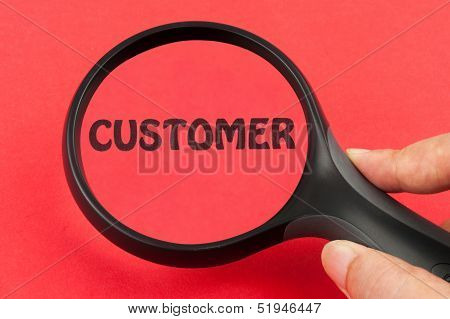 Searching For Customer