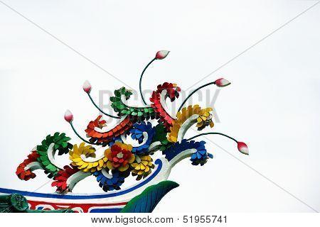 Chinese Sculpture Art.