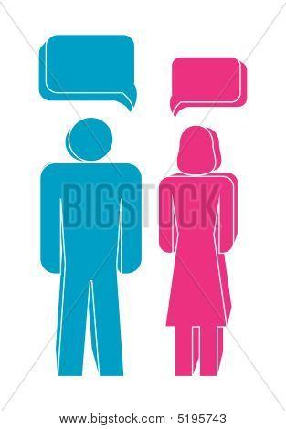 Hombres y mujeres