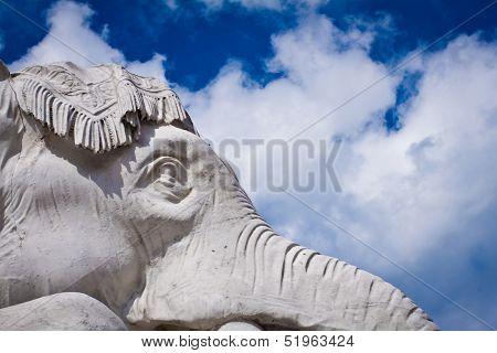 Detail of Albert Memorial, London