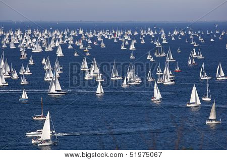 Barcolana 2010, The Trieste Regatta