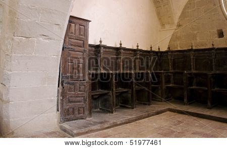 Confessional,  Granon Church