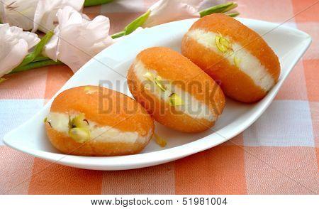 Sweet Malai Chum Chum