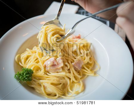 Spaghetti Ham