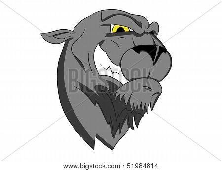 Panther Mascot