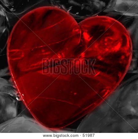 Acrylic Heart...