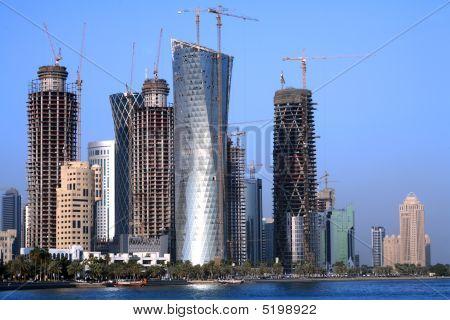 Doha Construction Boom