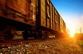 picture of boxcar  - Is a high - JPG