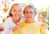 picture of hospice  - Find the right home care services for your loved - JPG