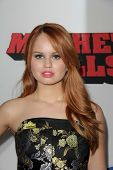 LOS ANGELES - OCT 2:  Debby Ryan at the