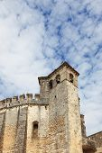 pic of templar  - The imposing medieval castle  - JPG