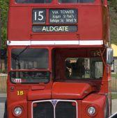 Постер, плакат: Автобус