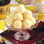 stock photo of bangla  - Delicious Pakistani sweet dumplings most famous in Pakistani and Indian peoples