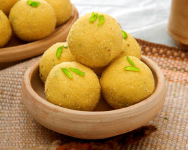 picture of mithai  - Delicious - JPG