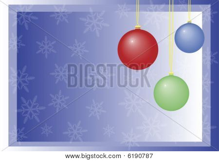 Baubles Illustration