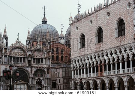 Piazza San Marco, Venice Italy