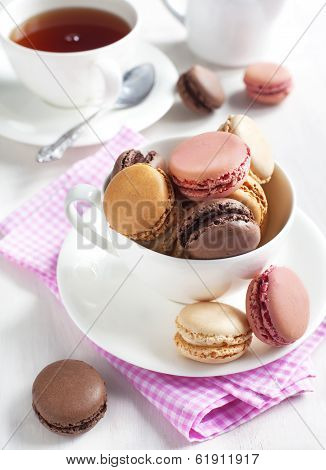 French Coffee, Chocolate, Vanilla And Raspberry