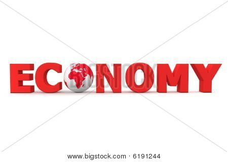 Economy World Red