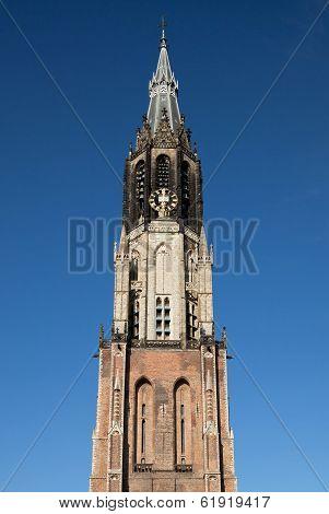 Nieuwe Kerk Of Delft