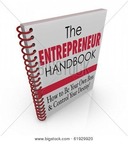 Entrepreneur Handbook Skills Instructions Manual Skills Info