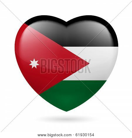 Heart icon of Jordan