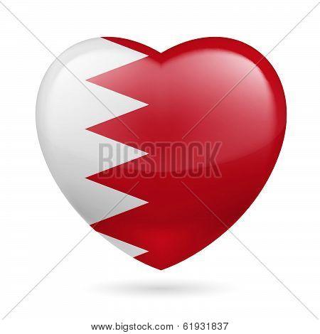 Heart icon of Bahrain