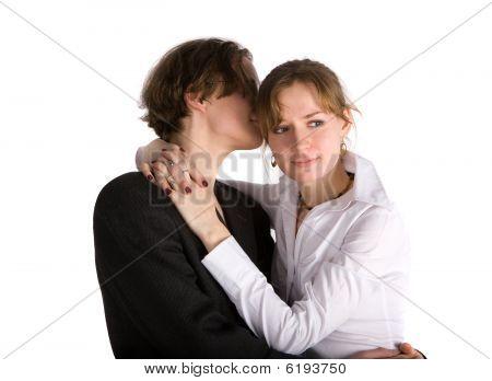 Romantic Pair