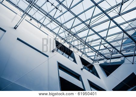 Modern Architectural Skylight Structure
