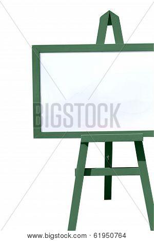 The Green, White Board