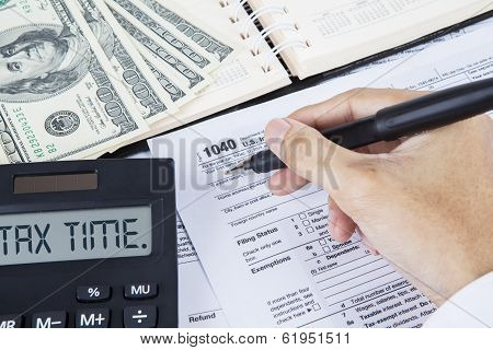 Tax Time For Paying Tax