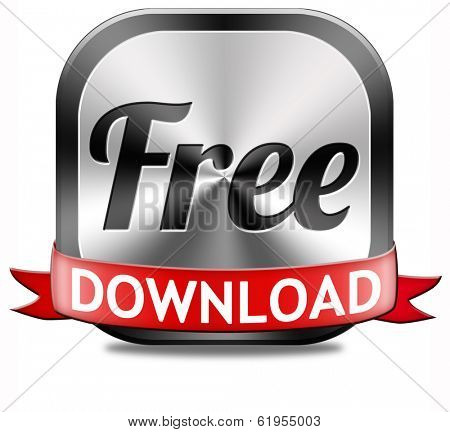 free download music, video movie or data downloading pdf document file button