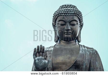 Big Buddha Statue.