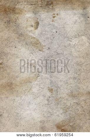Antique Grunge Parchment Paper Texture