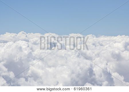 Cloud Under Blue Sky