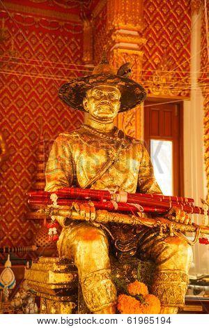 King Taksin Statue