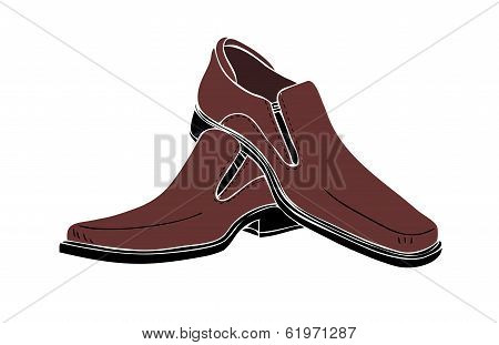 men elegant shoes