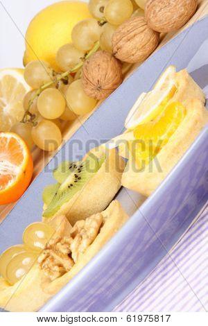 Assorted Mini Fruit Tarts