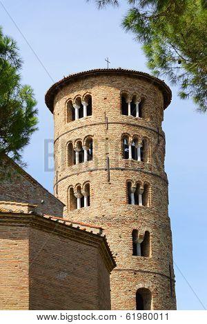 Basilica Of Sant'apollinare In Classe, Italy