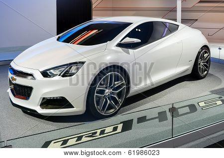 Chevy Tru 140S Concept
